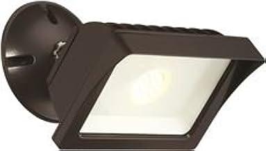 Single Head Outdoor Flood Light Adjustable LED Bright Light Cast Aluminum White