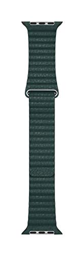 Apple Watch Leather Loop Band (44mm) - Stone - Large