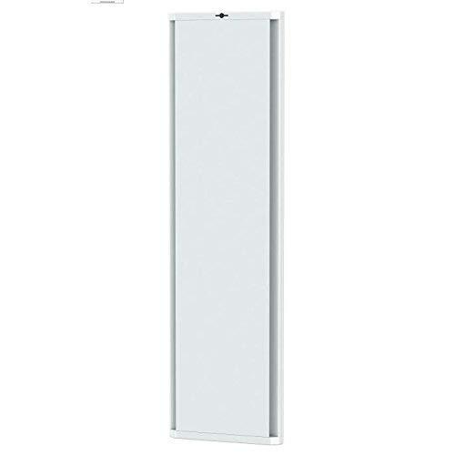 Cayenne Indiana 046490 radiator met warmtedrager, dubbel hart, keramiek, verticaal, 1500 W