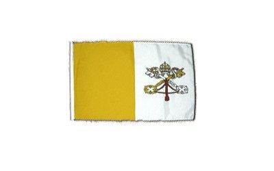 Fahne Flagge Vatikan 30 x 45 cm