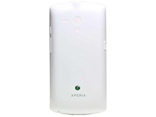 Sony Xperia Neo L (MT25i) - Tapa de batería, color blanco
