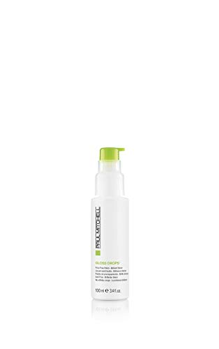 Paul Mitchell Gloss Drops - Anti-Frizz Glanz-Serum glättet widerspenstiges Haar, Haar-Pflege in Friseur-Qualität - 100 ml