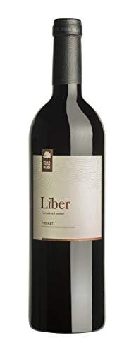 Vino Tinto Liber 2014 - DOQ Priorat - Garnacha y Cariñena - 14% Alcohol - Crianza 14 Meses - Selección Vins&Co - 750 ml