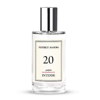 FM World Federico Mahora - Perfume de colección pura, feromonas e intensas para hombres y mujeres, 50 ml, elige tu fragancia (20 intensos)