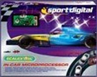 Scalextric Digital C7005 Incar Conversion Digital Chip (A) for Single Seat Cars 1:32 Scale Accessory by Scalextric