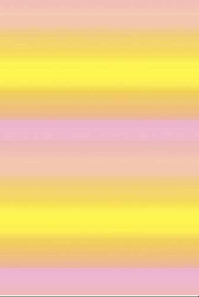 Decopatch Paper No. 749 Pack of 20 Sheets (395 x 298 mm, Ideal for Your papermaches) Yellow Pink Strips