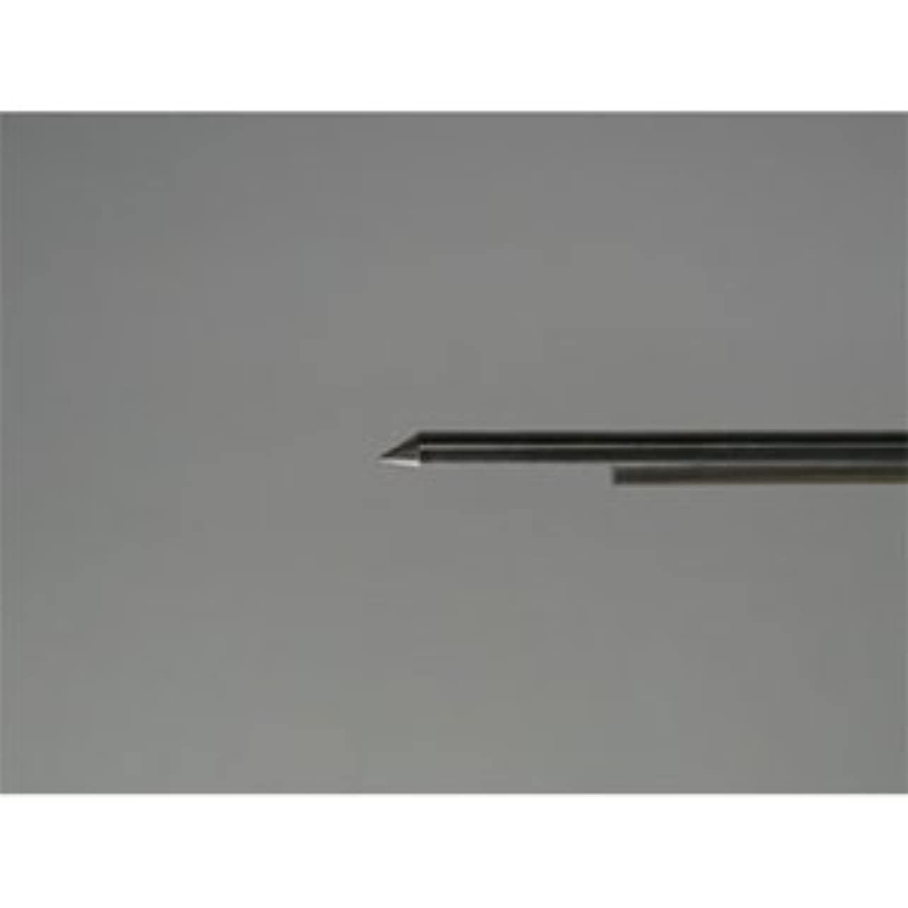 裕福な賄賂コミットローランドディージー 彫刻用超硬刃(真鍮、アルミ用) 3.175×114×0.25mm ZEC-A2025-BAL