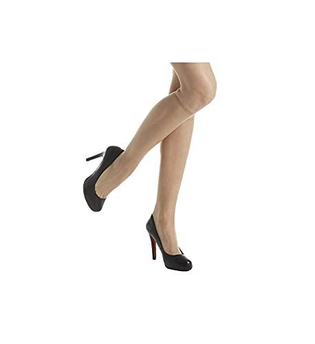 Donna Karan Whisper Weight Knee Highs DKS002 B02 O/Small