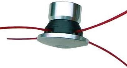 Cabezal para desbrozadora universal multi filamentos PRINCE Axel cuerpo de aluminio: Amazon.es: Bricolaje y herramientas