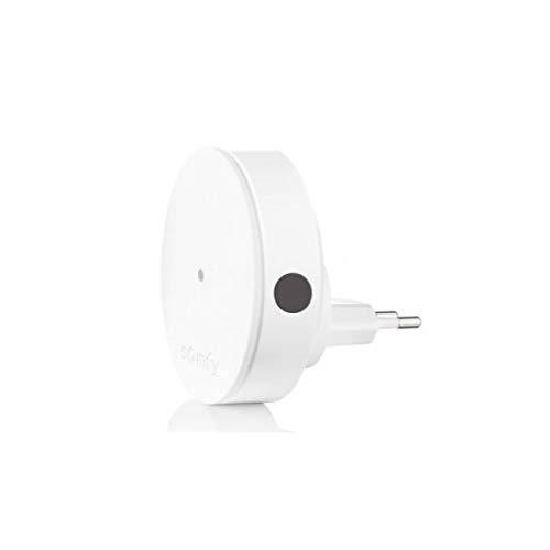 Relé de radio para aumentar el alcance de los sistemas Somfy One, One+, Home Alarm y Myfox Home Alarm Somfy