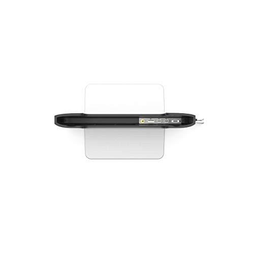 Henge Metal Docking Station for 15 inch Apple MacBook Pro Retina - Grey