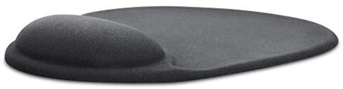 Speedlink VELLU Gel Mousepad - Mauspad mit Gelfüllung für Büro/Home Office für Gaming/PC/Notebook/Laptop, grau