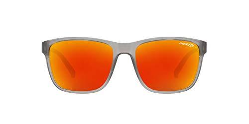 Arnette 0AN4255 Gafas de sol, Transparente Grey, 56 para Hombre
