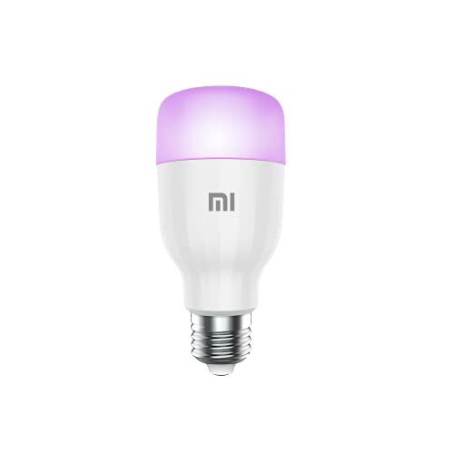 Xiaomi Bombilla inteligente MI LED SMART BULB ESSENTIAL WHITE AND COLOR - 9W - E27 - 950 LUMENES - 1700-6500K - WIFI - APP MI HOME