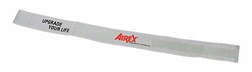 Airex Haltegurt lang für alle großen Airex Fitness-Matten und Gymnastik-Matten, stabiler Klett-Gurt mit Klettverschluss, Maße ca. 85 x 5,6 cm