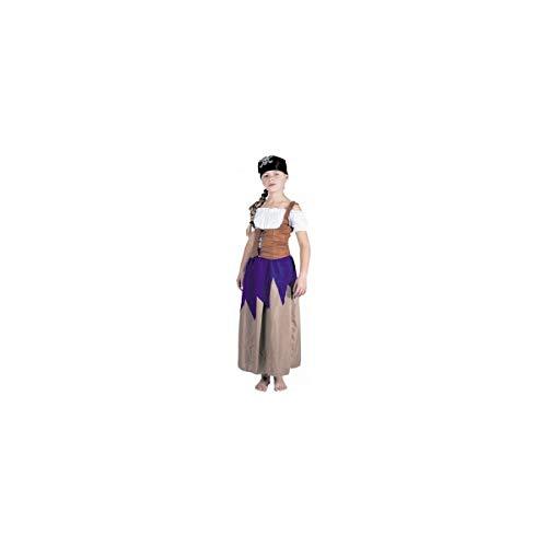 Party Pro - - kostuum piraat filledéguisement piraten-meisjes, 86513746, 4-6 jaar