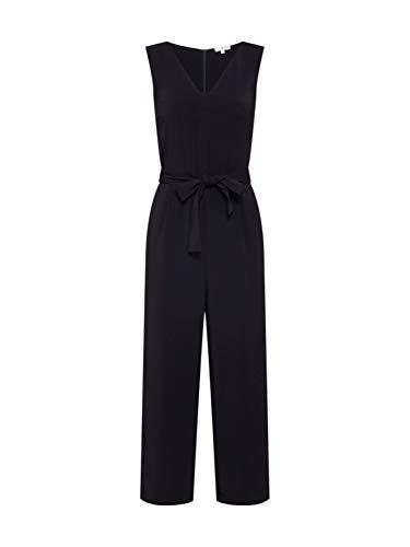 TOM TAILOR Damen Jumpsuit schwarz 42 (XL)