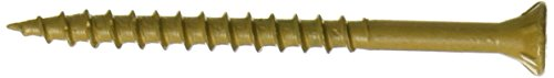 Hillman Fasteners 48416 5 LB 2.5x10 Tan Screw, White
