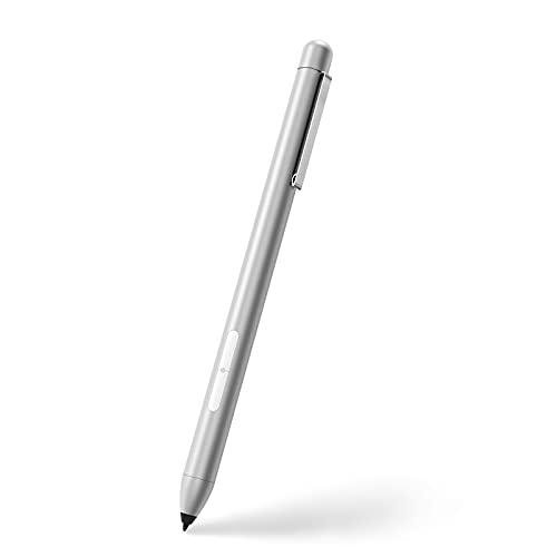 Pen for Surface, Kimwood Stylus Pen for Surface with 1024 Levels Pressure for Surface Pro 7/6/5/4/3, Surface Laptop 3/2/1, Surface Book 3/2/1, Surface Go Including AAAA Battery & Spare Tip