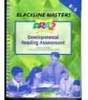 Developmental Reading Assessment . Blackline Masters (4-8 and Bridge Pack)