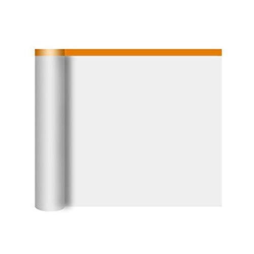 Einwegmöbel für Haushaltsstaubfolien, die staubdichte Kunststofffolien abdecken (transparent mit Klebeband 2 * 20 m)