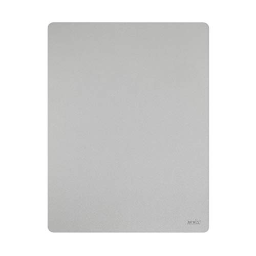 Artwizz Ultrathin Mousepad, Silber, 190 mm, 250 mm einfarbig