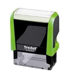 Timbro Autoinchiostrante Personalizzato Trodat Printy 4913 mm 58x22 - Personalizzazione inclusa