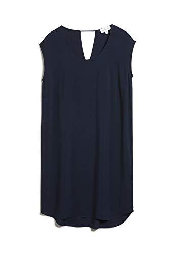 ARMEDANGELS REGINAA - Damen Kleid aus LENZING™ ECOVERO™ M Night Sky Dresses Woven, Kleider Web Relaxed Fit