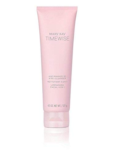 Mary Kay Timewise Age Minimize 3D 4-In-1 Cleanser, Nornal/Dry