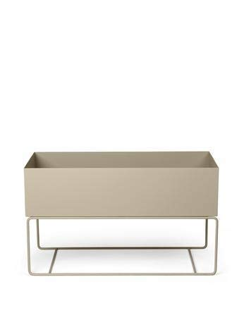 Ferm Living Plant Box Light Grey, 45cm