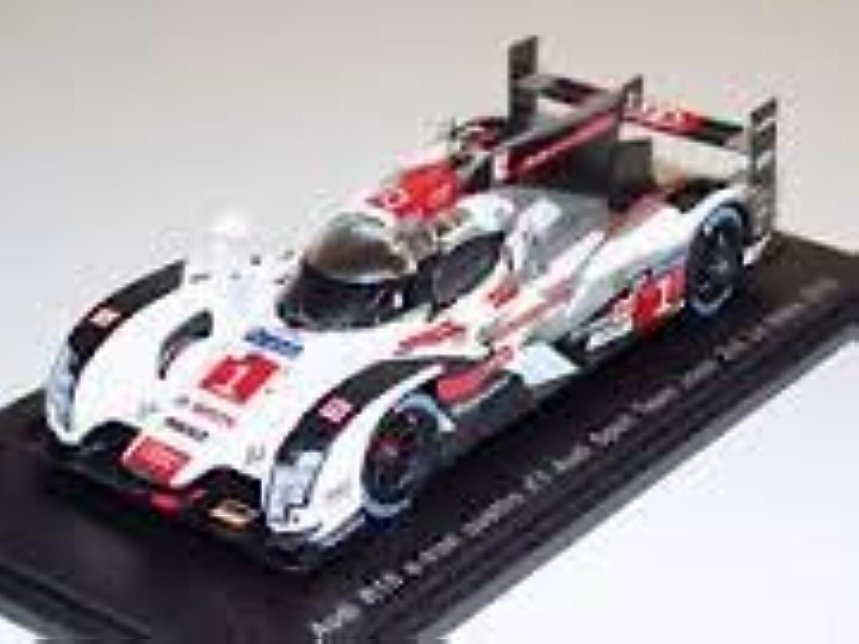 Audi R18 Le Mans 24h 2014  1 Miniatur Model 1 43 WEC