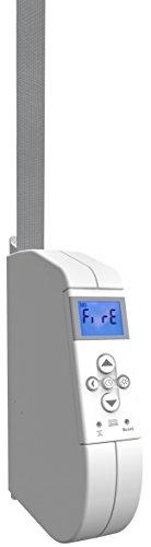 WIR elektronik, eWickler Comfort, Funk, eW940-f-m, Elektrischer Gurtwickler, Rauchwarnmelderauswertung, Display, für 15mm Gurtband, Aufputz, bis 45kg, Fahrtzeiten einstellbar, inkl. Netzstecker