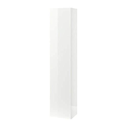 IKEA Godmorgon Hochschrank Hochglanz Weiß 803.440.65 Größe 15 3/4 x 12 5/8 x 75 5/8 Zoll