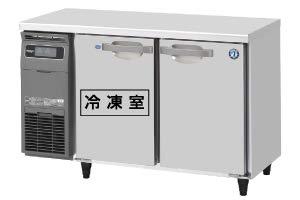 ホシザキ 業務用テーブル形冷凍冷蔵庫 RFT-120SDG(内装ステン)