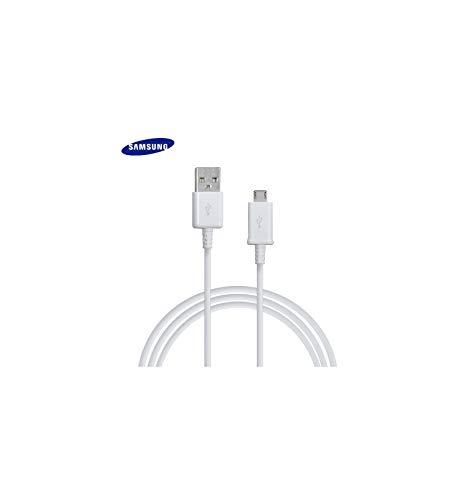 - Kabel für Samsung Galaxy S3, 1,5 m USB-Datenkabel für Samsung Original Ladekabel, Micro-USB, Weiß