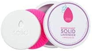BEAUTYBLENDER BLENDERCLEANSER Lavender Solid for Cleaning Makeup Sponges, Brushes & Applicators, 1 oz. Vegan, Cruelty Free and Made in the USA