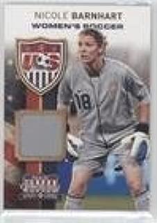 Nicole Barnhart #181/299 (Trading Card) 2012 Panini Americana Heroes & Legends - US Women's Soccer Team - Materials [Memorabilia] #17