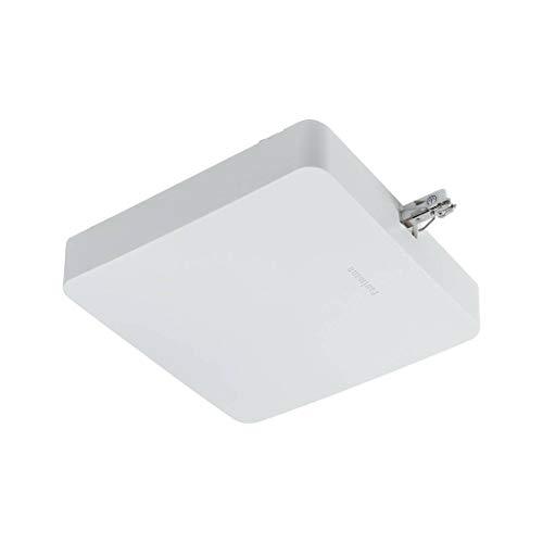 Paulmann Smart Home Zigbee URail 501.21 - Alimentazione centrale, 227 x 196 mm, max. 300 W, colore: Bianco