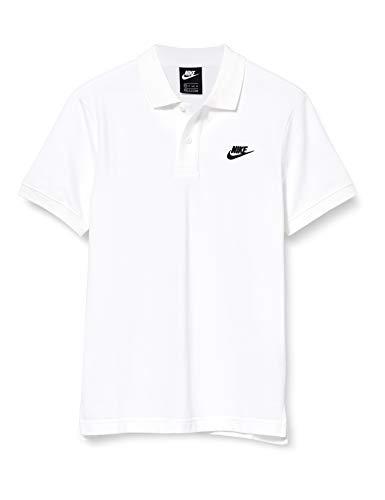 Nike NILCO Nsce Matchup PQ Magliette Magliette da Uomo, Uomo, White/Black, M