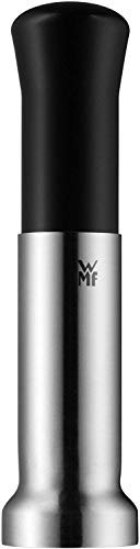 WMF Top Tools Muskatmühle 16,5 cm, mit Aufbewahrungsfach, Cromargan Edelstahl, Kunststoff
