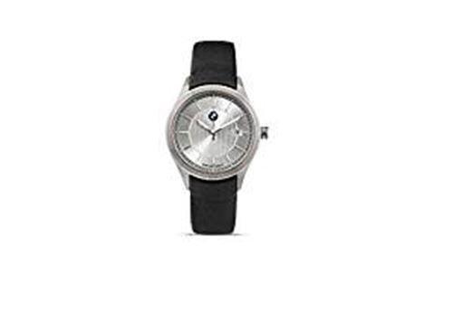 BMW Original ERSATZARMBAND für Damen Armbanduhr schwarz Kollektion 2018/2020
