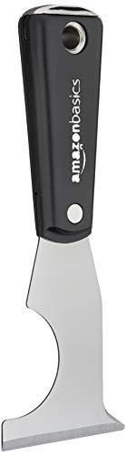 Amazon Basics - Malerwerkzeug, 6-in-1-Design, Nylon-Griff, mit Hammer-Ende