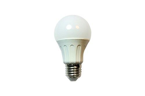 Aigostar 175696 Big Angle LED-lampen A60, 6W, grote fitting, E27, koud licht, A+, 230 V