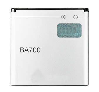 Bateria Compatible con BA700 para Sony Xperia Neo MT15i / V MT11i / Pro MK16i / Ray ST18i