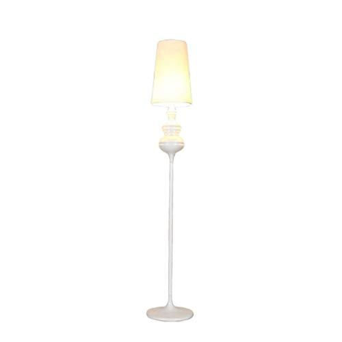 Lámpara de pie creativa Lámpara de pie Salón Dormitorio Estudio hotel iluminación moderno minimalista del cuidado del ojo LED lámpara de pie de hierro forjado Tabla Vertical lámpara de luz baja Lámpar
