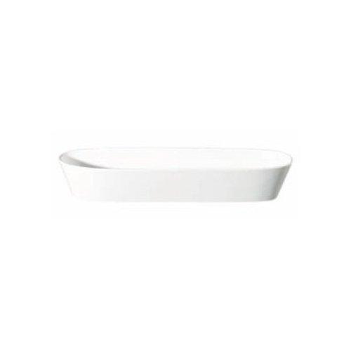 ASA Schale, Keramik, Weiß, 41x8x6 1