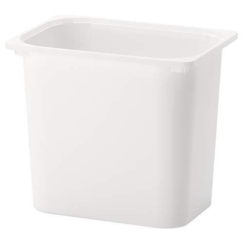 TROFAST caja de almacenamiento 30x36 cm blanco