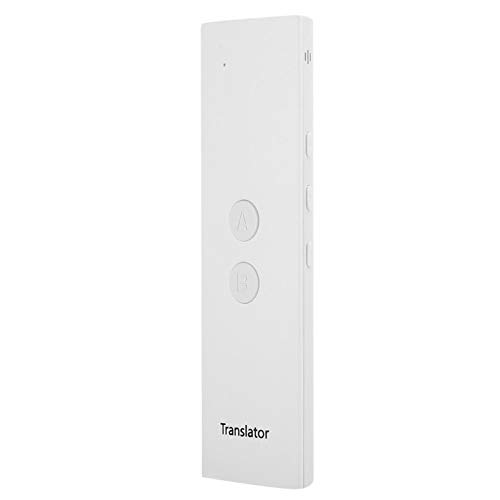Real Time Translator Compact Bluetooth Connection Real Time Translation Stick,for Language Translation,for Translating