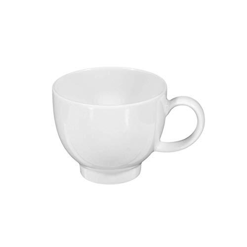 Seltmann Weiden 001.039021 Sketch - Espressoobertasse/Espressotasse - 0,09 l - Porzellan - weiß