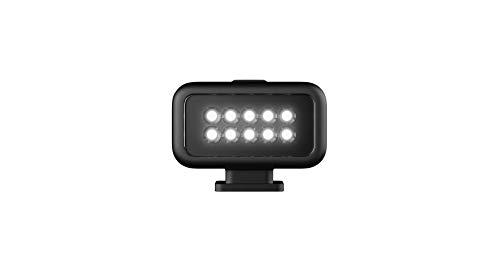 Light Mod - Kompaktes wiederaufladbares wasserdichtes USB-C LED-Licht - offizielles GoPro Zubehör